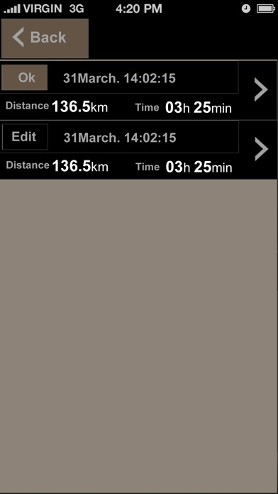 Screenshot for Speedometer GPS+ in Lebanon App Store