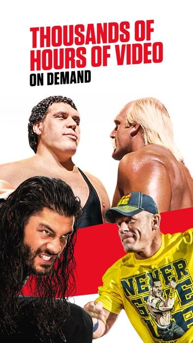 WWE Screenshot