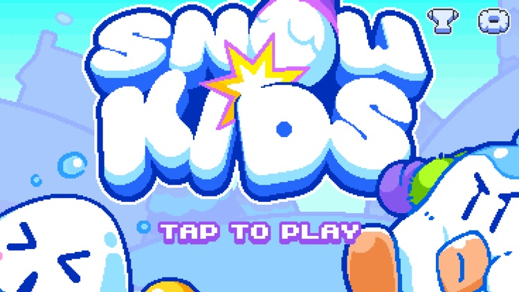 Snow Kids screenshot-4
