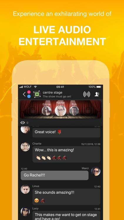 WOLF screenshot-0