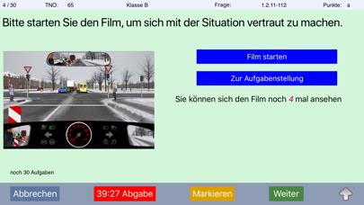 Screenshot for Fahrschule.de 2020 in Germany App Store
