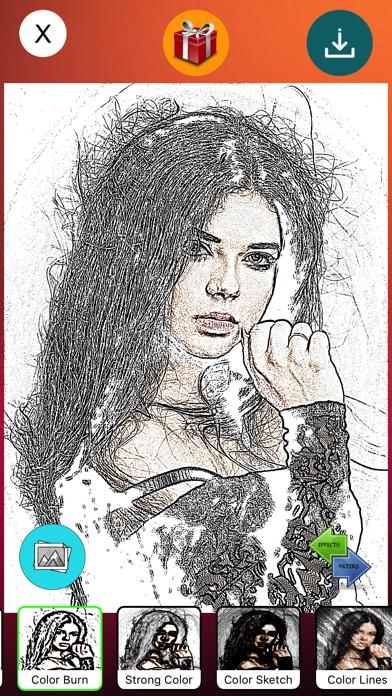 Pencil Sketch Art screenshot four