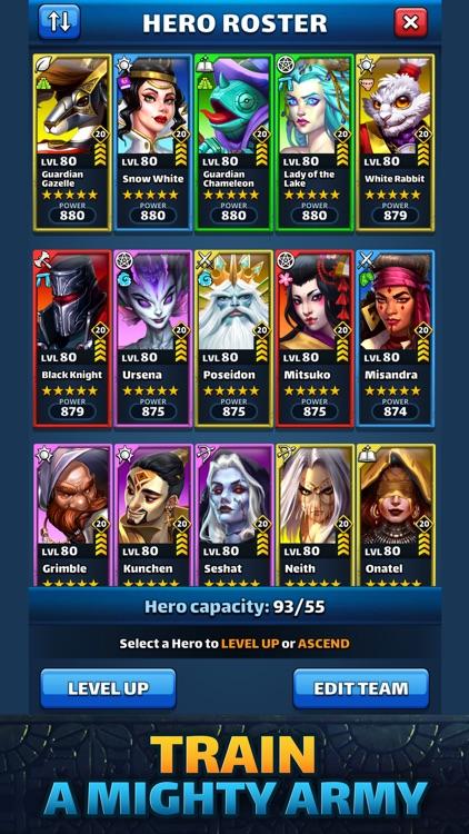 Empires & Puzzles Epic Match 3 screenshot-3