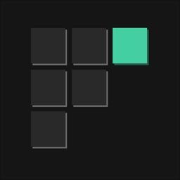 Fill Squares - Logic Game
