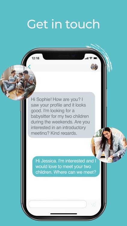 Babysits - Find Babysitters screenshot-5