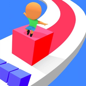 Cube Surfer! overview, reviews and download