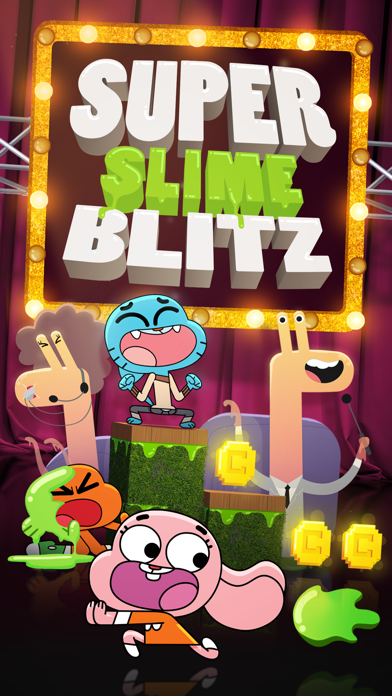 Super Slime Blitz phone App screenshot 5