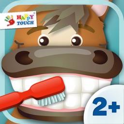 All clean? Brush Teeth