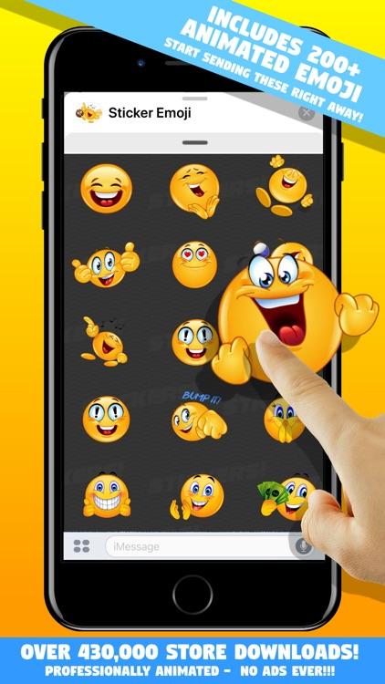 Sticker Emoji screenshot-0