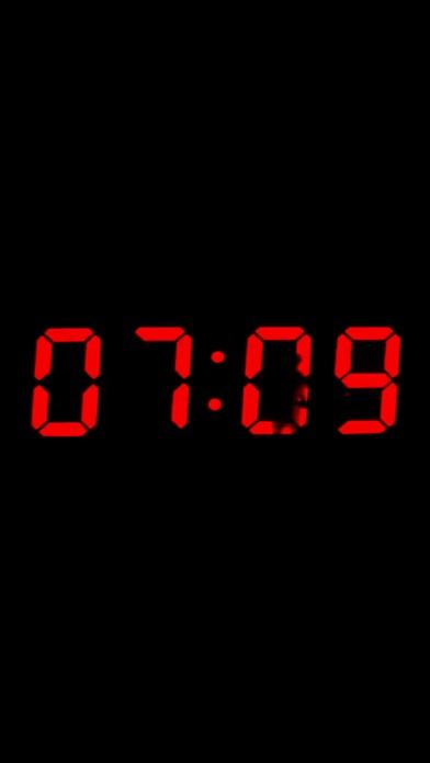 Analog Digital Clock by Maarten Baas (iOS, United States