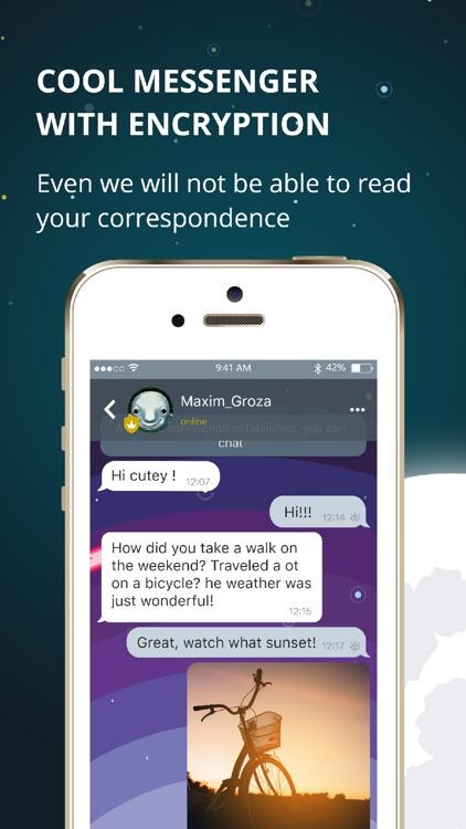 ODI.chat: Anonymous chat