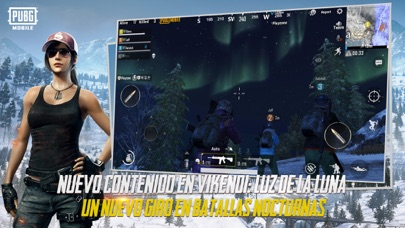 Screenshot for PUBG MOBILE in Peru App Store