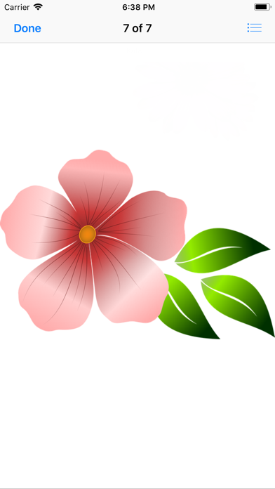 Screenshot for Have A Flower in Kazakhstan App Store