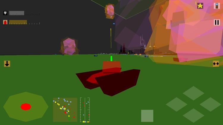 Retro Flight: 3D battle sim screenshot-7