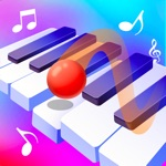 Color Piano Ball: Jump and Hit