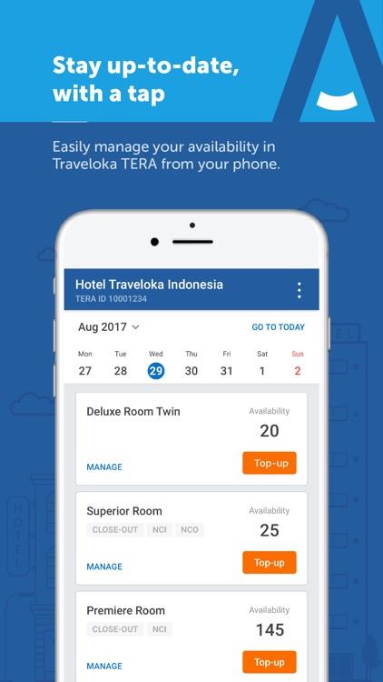 Traveloka TERA for Partners