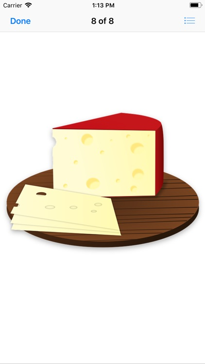 Tasty Cheese Stickers screenshot-8