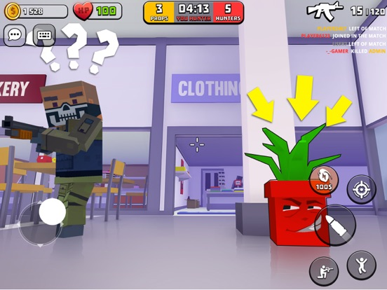 H.I.D.E. - Hide or Seek Online screenshot 6