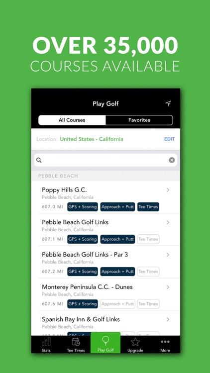 GolfLogix Golf GPS + Putt Line screenshot-6