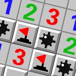 Minesweeper Puzzle: Retro