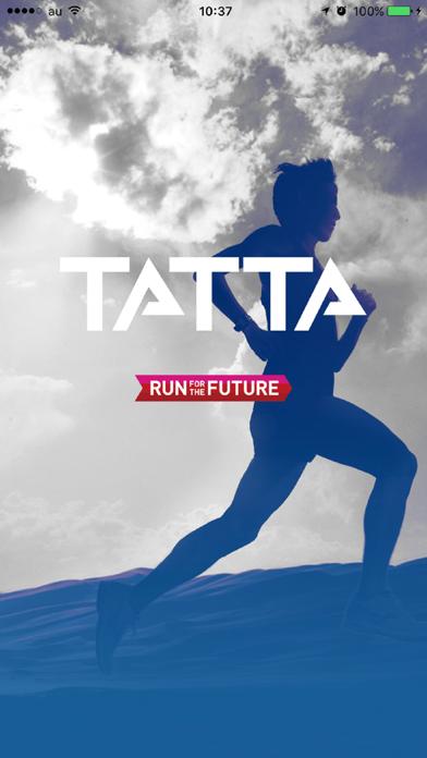 TATTA ~RUNNET連動GPSトレーニングアプリのおすすめ画像1
