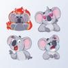 KoalaMoji - Koala Stickers