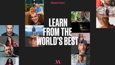 MasterClass: Learn New Skills Screenshot