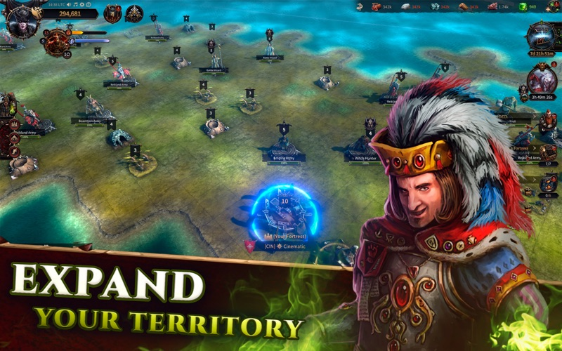 Warhammer: Chaos & Conquest screenshot 4