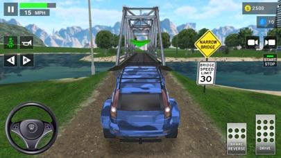 Herunterladen Auto Fahrschule Simulator 2020 für Android