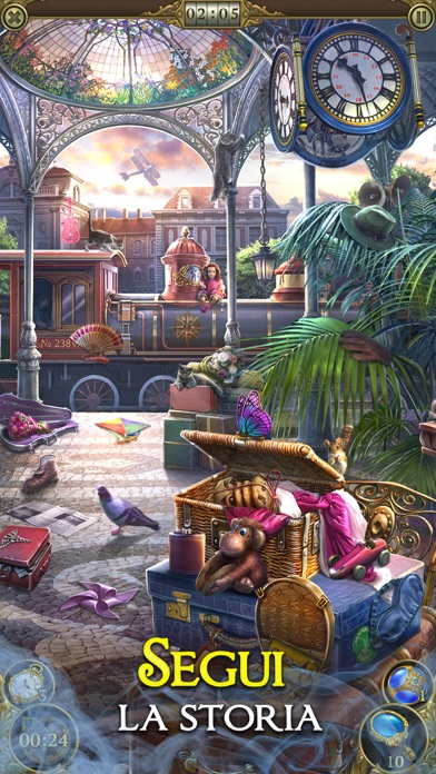 Screenshot of Hidden City3
