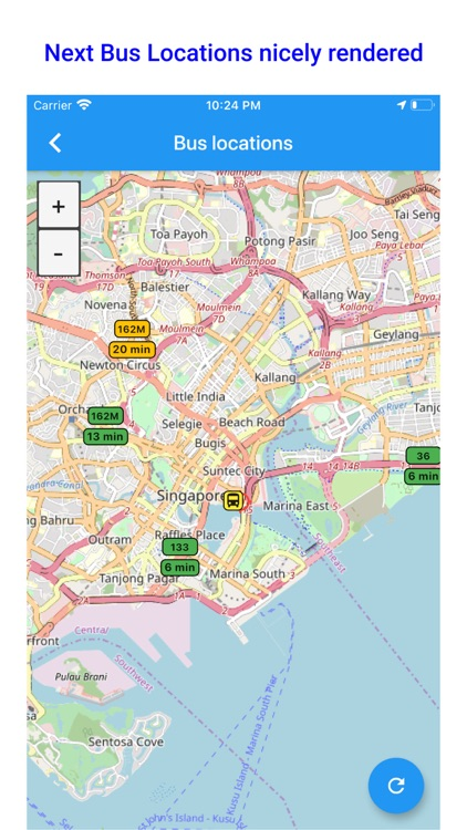 SG Bus App screenshot-3