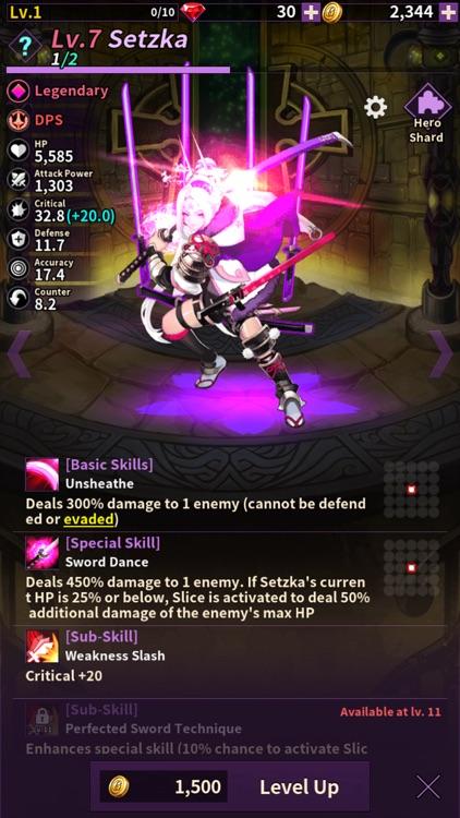 Dragon Heroes Tactics screenshot-6