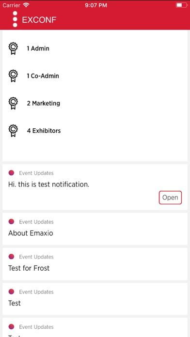 Exconf 2019 screenshot #4