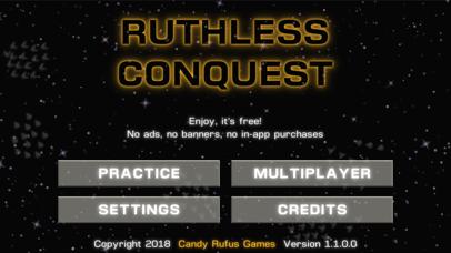 Ruthless Conquest screenshot 1