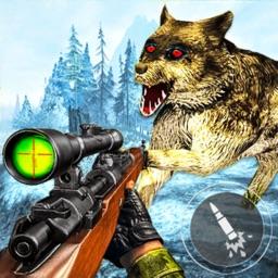 Wolf Simulator & Hunting Games