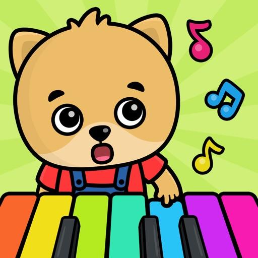 Детское пианино игры для детей