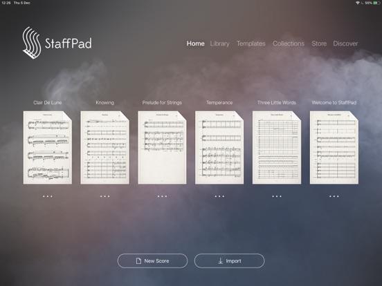 StaffPadのおすすめ画像1