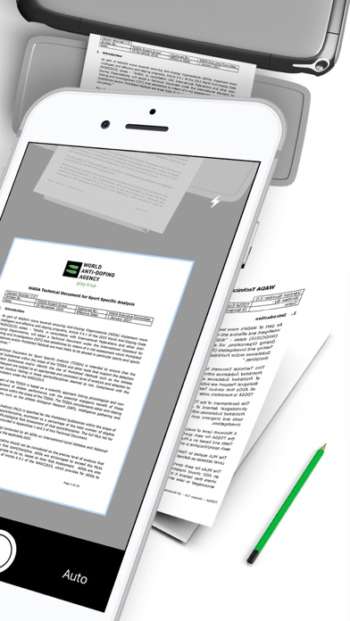 iScan - PDF & Document Scanner på PC