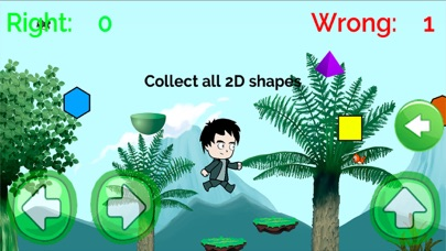 Shape collector screenshot 2