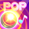 App Icon for Tap Tap Music-Pop Songs App in Luxembourg App Store