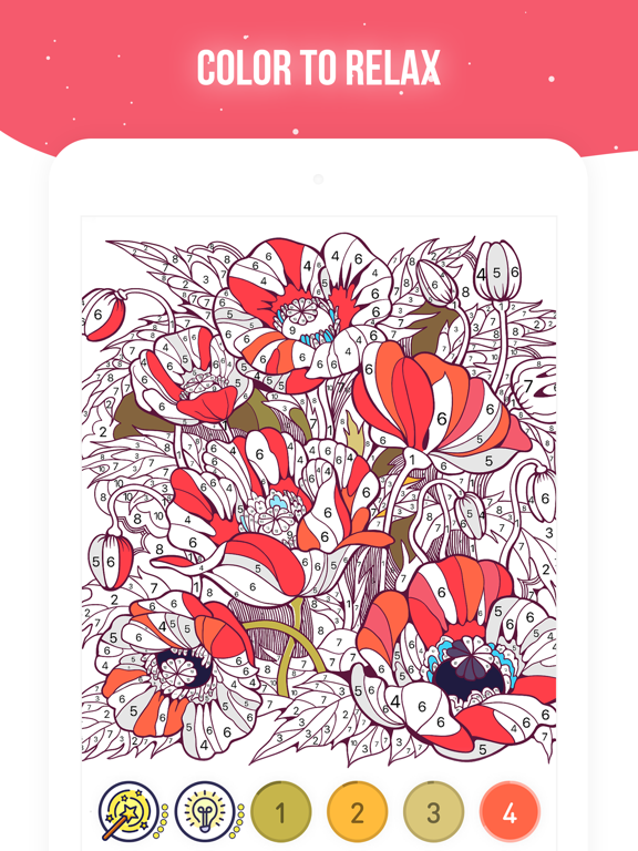 740 Top 5 Coloring Book Apps HD
