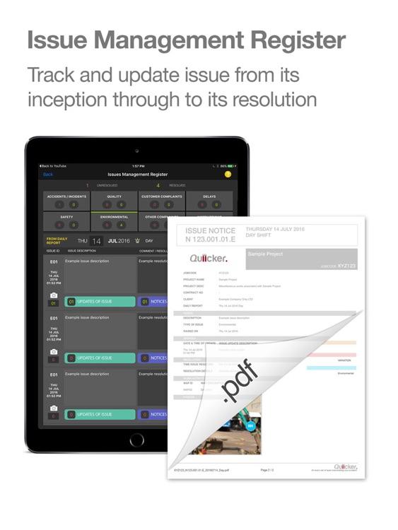 Quiicker Site Management Tool screenshot-3
