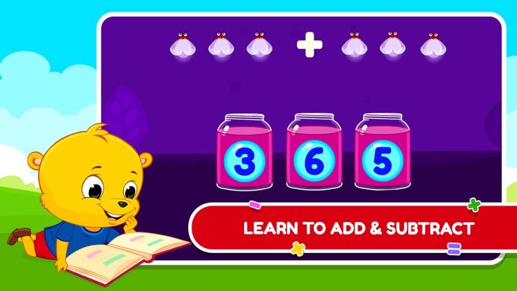 Math Games for Kids + screenshot-5