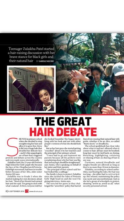 Drum Magazine screenshot-3