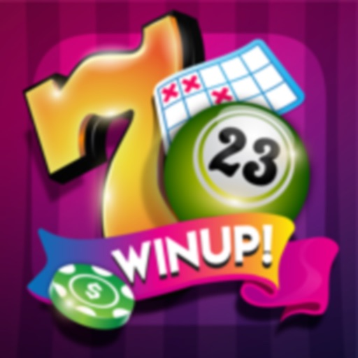 Let's WinUp! Bingo and Slots