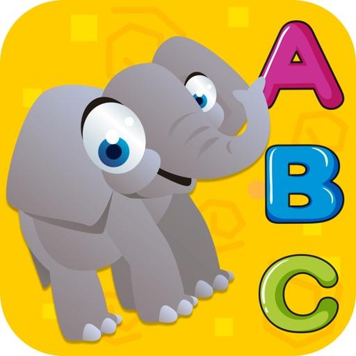 Animal Alphabet Tracing Games