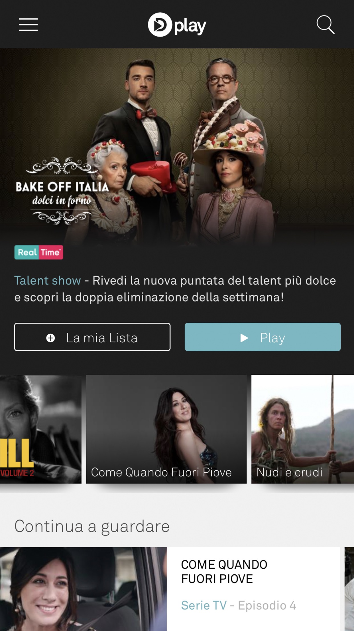 Dplay Screenshot