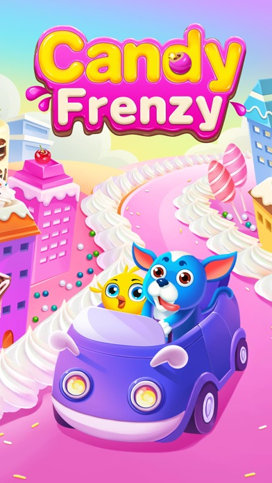 download Candy Frenzy - Match Sugar apps 3
