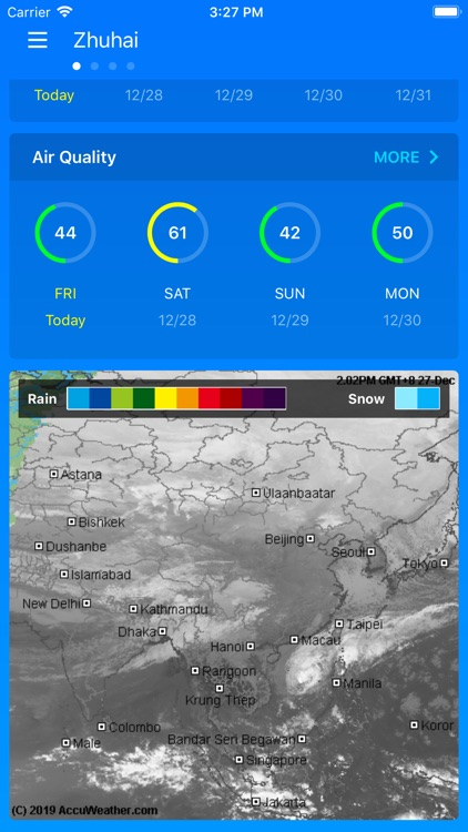 Weather - Accurate Weather App screenshot-4