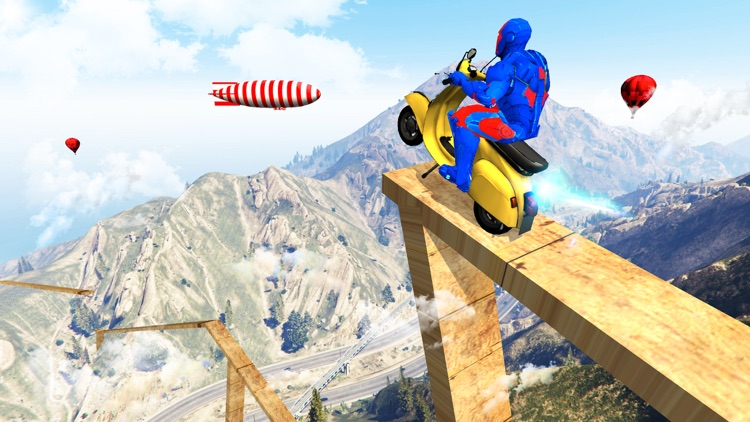 Bike Stunt Games Motorcycle 2 screenshot-3